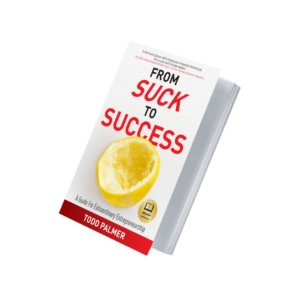 From Suck to Success