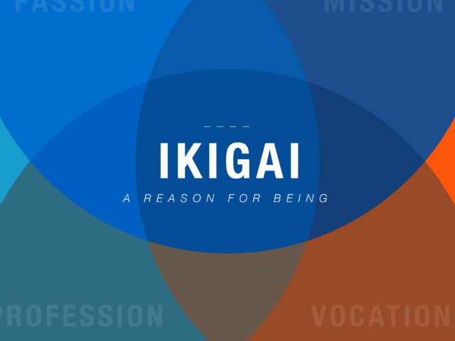 "Your ""Why"" And Your Ikigai"
