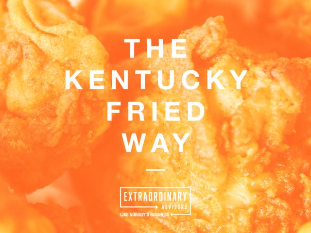 The Kentucky Fried Way